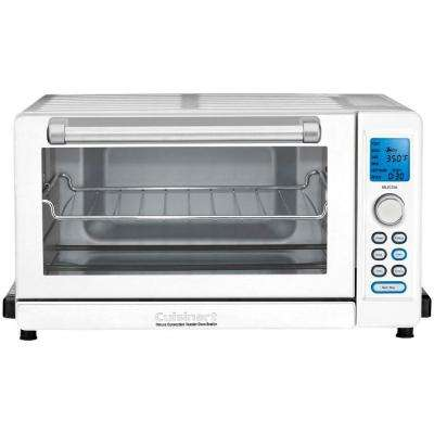 White Toaster Oven Broiler