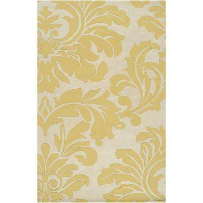 Bellaire Gold 10 ft. x 14 ft. Indoor Area Rug