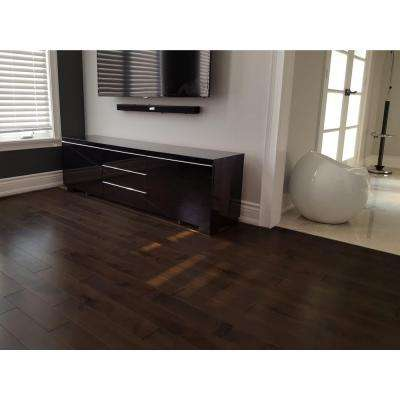 Canadian Northern Birch Cappuccino 3/4 in. x 3-1/4 in. Wide x Varying Length Solid Hardwood Flooring (20 sq. ft. / case)
