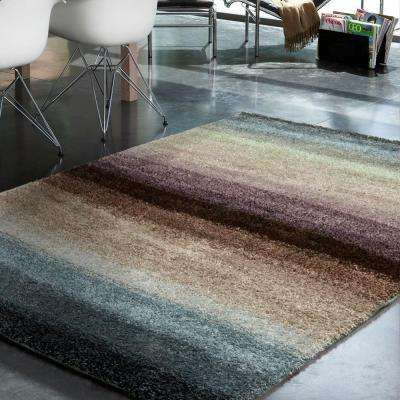Layers Rainbow 5 ft. x 8 ft. Area Rug