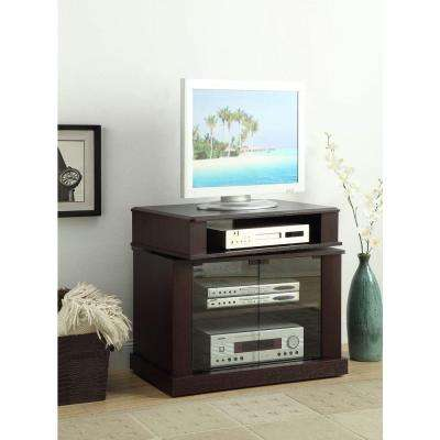 Swivel Top Entertainment Stand