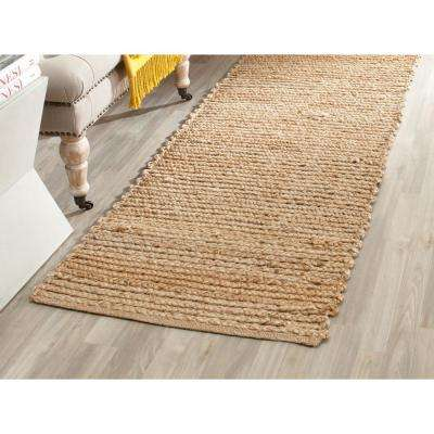 Cape Cod Natural 2 ft. x 10 ft. Runner Rug