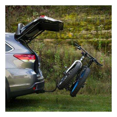 "Tray-Style Hitch-Mounted Bike Rack (2 Bikes, 1-1/4"" or 2"" Shank)"
