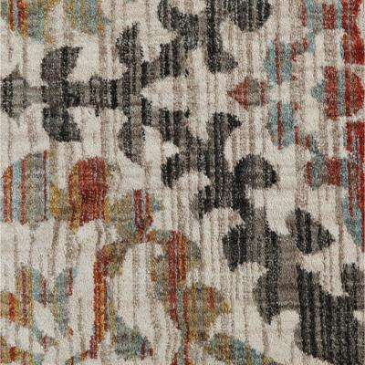 Sondra Oyster 5 ft. x 7 ft. Area Rug