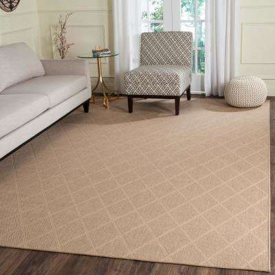 Palm Beach Seagrass 9 ft. x 12 ft. Area Rug