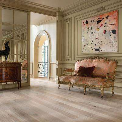 Hickory Mandalay 3/8 in. T x 4 in. and 6 in. W x Varying L Engineered Click Hardwood Flooring (19.84 sq. ft./case)