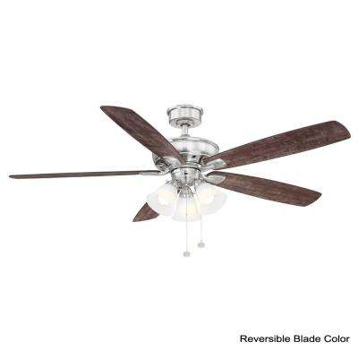 hampton bay dc motor ceiling fans lighting the home depot rh homedepot com