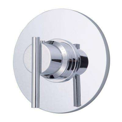 Parma 3/4 in. Thermostatic Shower Trim Only in Chrome (Valve Not Included)