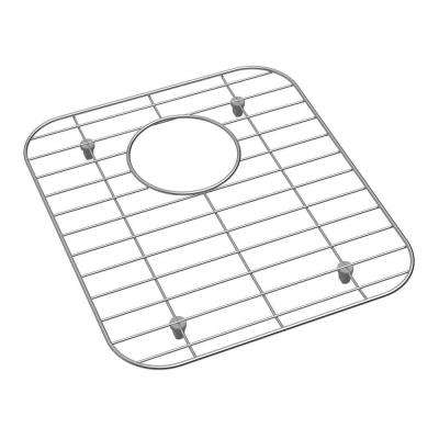 Stainless Steel Kitchen Sink Bottom Grid Fits Bowl Size 14 in. x 15.75 in.