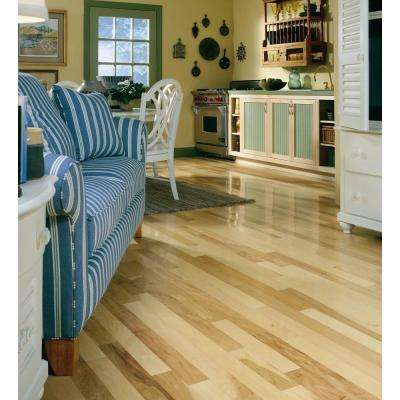 Hickory Vintage Natural 1/2 in. Thick x 5 in. Wide x Random Length Engineered Hardwood Flooring (31 sq. ft. / case)