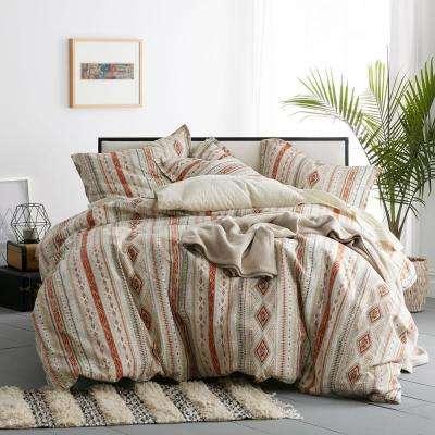 Ithaca Cotton Percale Duvet Cover Set