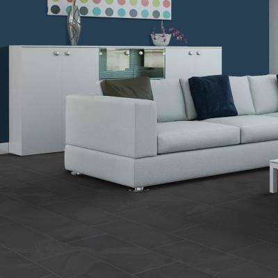 Galactic Slate 12 in. x 24 in. Porcelain Floor and Wall Tile (435.84 sq. ft. / pallet)