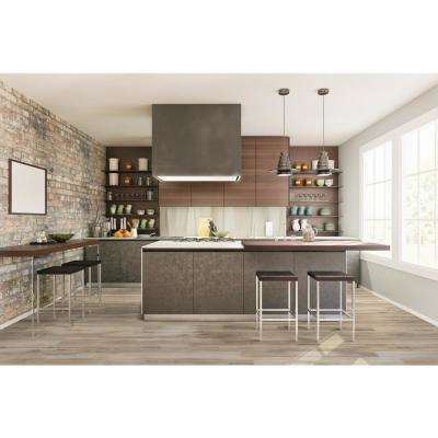 MSI Herritage Alpine Mountain  7 in. x 48 in. Rigid Core Luxury Vinyl Plank Flooring (19.04 sq. ft. / case)