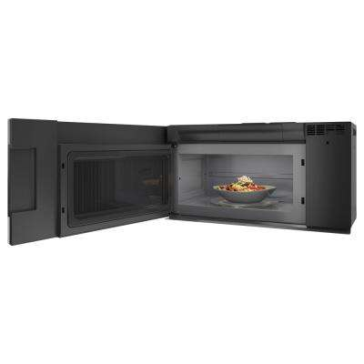 1.6 cu. ft. Smart Over the Range Microwave in Stainless Steel with Sensor Cooking