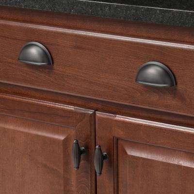 Allison Value 2-5/8 in. Oil Rubbed Bronze Cabinet Knob