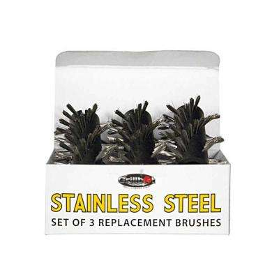 Stainless Steel Replacement Brush