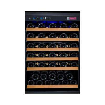 FlexCount Series 56-Bottle Single Zone Convertible Wine Cellar