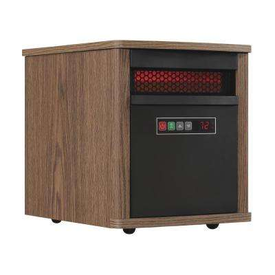 1,500-Watt Electric Infrared Quartz Portable Heater