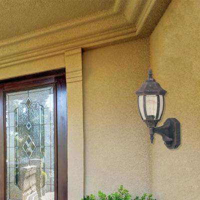 Tiverton Autumn Gold Outdoor Wall-Mount Lantern