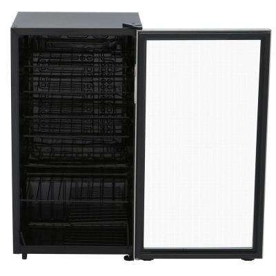 18 in. 36-Bottle Wine Cooler with One Temperature Zone