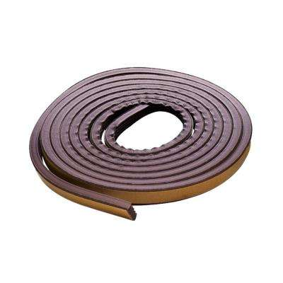 3/8 in. x 17 ft. All-Climate P-Strip Weather Stripping