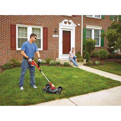 12 in. 20-Volt MAX Lithium-Ion Cordless 3-in-1 String Trimmer/Edger/Mower w/ (2) 2.0 Ah Batteries and Charger