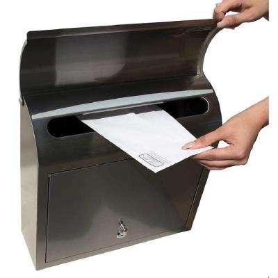 Compton Locking Mailbox