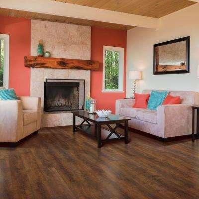 XP Cinnabar Oak 8 mm Thick x 7-1/2 in. Wide x 47-1/4 in. Length Laminate Flooring (19.63 sq. ft. / case)
