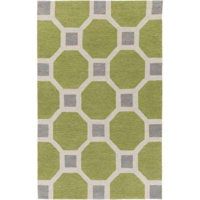 Holden Lennon Moss 7 ft. 6 in. x 9 ft. 6 in. Indoor Area Rug