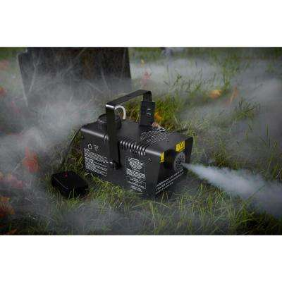 400-Watt Metal Fog Machine with Auto-stop Function