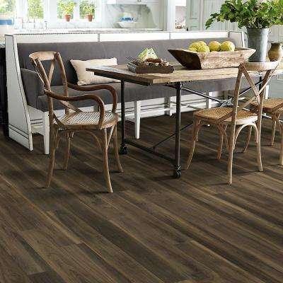 Grand Slam 6 in. x 48 in. Banks Resilient Vinyl Plank Flooring (41.72 sq. ft. / case)