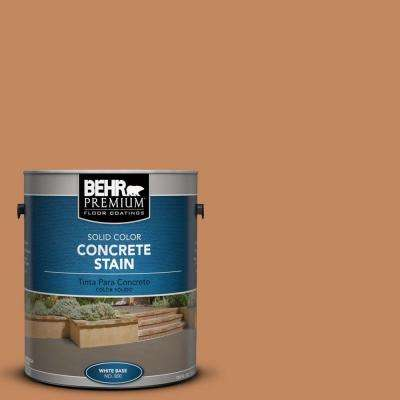 1-Gal. #PFC-17 Rusty Orange Solid Color Concrete Stain