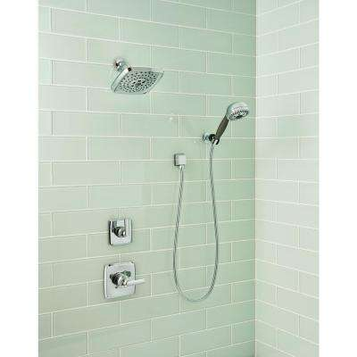 Arctic Ice 4 in. x 12 in. Glass Wall Tile (5 sq. ft. / case)