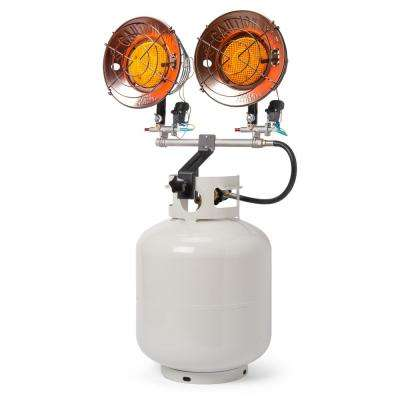 30,000 BTU Propane Tank Top Heater