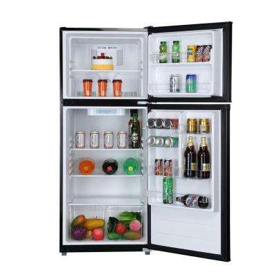 9.9 cu. ft. Top Freezer Refrigerator in Stainless