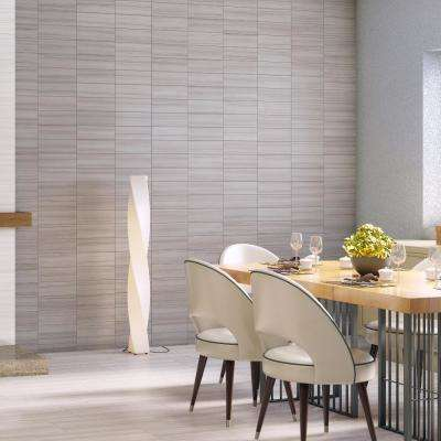 Torcello Grigio Belfiore 4-1/4 in. x 12-3/4 in. Ceramic Wall Tile (15.15 sq. ft. / case)
