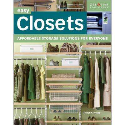 Easy Closets: Affordable Storage Solutions for Everyone (Green)