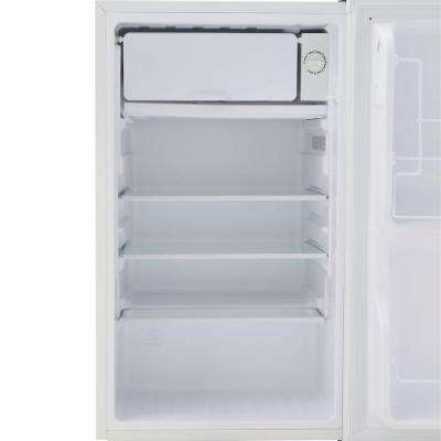 3.5 cu. ft. Mini Refrigerator in White, ENERGY STAR