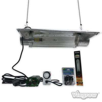 600-Watt Air Cooled Cylinder Deluxe Grow Light Systems