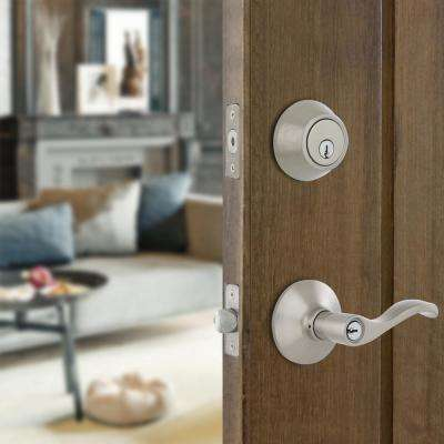 Naples Satin Nickel Combo Pack