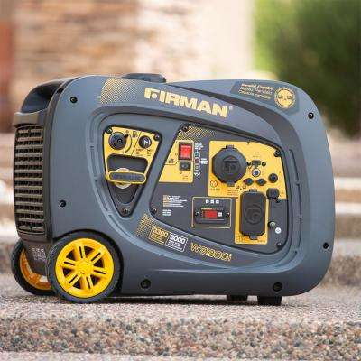 3300/3000 Watt Recoil Start Inverter Portable Generator CARB and cETL Certified