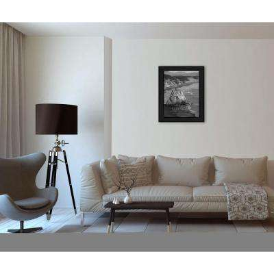 "14 in. x 18 in. ""Strength"" by Trendy Decor 4U Printed Framed Wall Art"