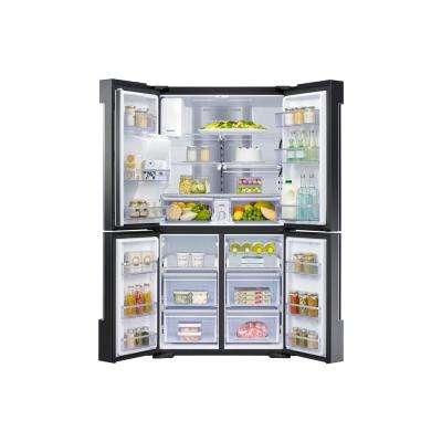 27.9 cu. ft. Family Hub 4-Door Flex French Door Smart Refrigerator in Stainless Steel
