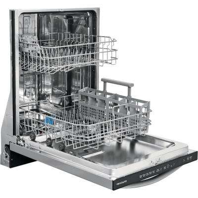 Top Control Built-In Tall Tub Dishwasher in Stainless Steel with Stainless Steel Tub, 49 dBA