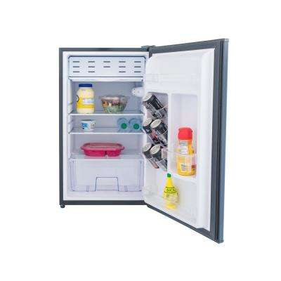 3.3 cu. ft. Mini Fridge in Stainless Look