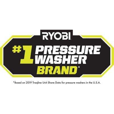 1,800 psi 1.2 GPM Electric Pressure Washer