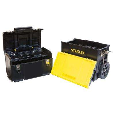11 in. 3-in-1 Detachable Mobile Tool Box