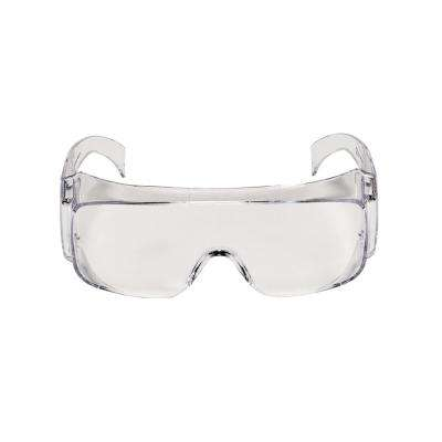 Clear Frame with Clear Lenses Over-the-Glass Eyewear (Case of 24)
