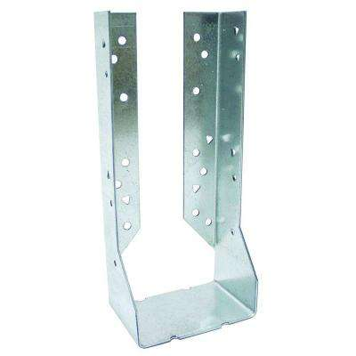 HUC 4 in. x 10 in. ZMAX Galvanized Concealed Face Mount Joist Hanger