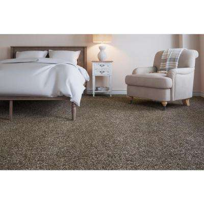 Superiority II - Color Wooden Oar Texture 12 ft. Carpet